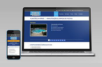 Porto Bombas - Bombas para piscinas