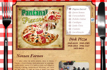 Pizzaria Pantanal
