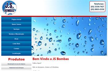 JS Bombas Hidráulicas