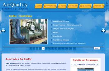 Air Quality - Ar Condicionados