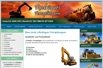 Rodrigues Terraplanagem