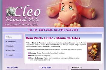 Cleo - Mania de Arte