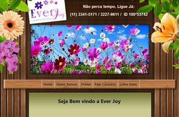 Ever Joy Flores Artificiais