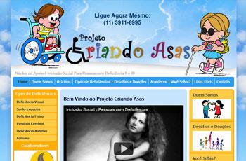 Projeto Criando Asas